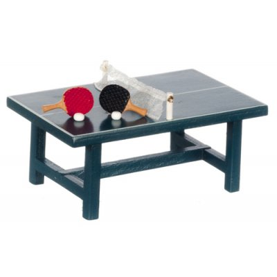 Mini ping pong table w two paddles balls mary 39 s for Small ping pong balls