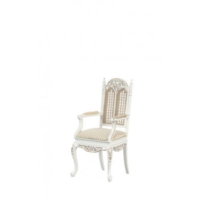 Barrington Armchair - White