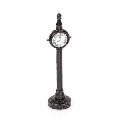 1/2in Scale Old Fashioned Street Clock - Non-Working