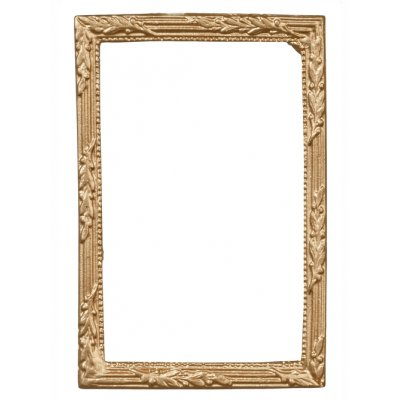 Frame Style 2 Gold