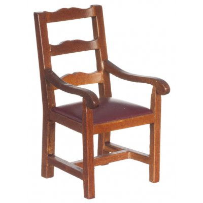 Chianti Armchair- Walnut