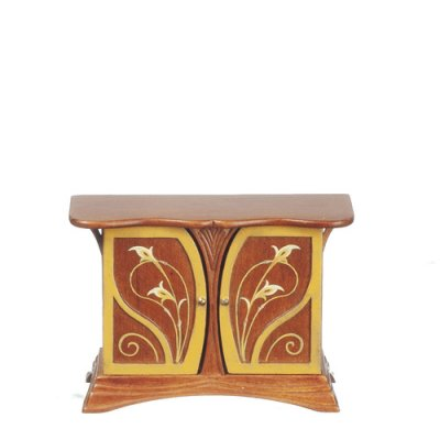 Art Nouveau Sideboard - Walnut