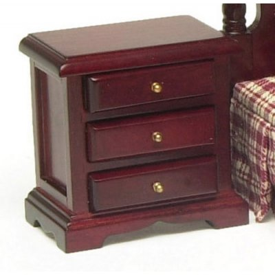 Mahogany Night Stand