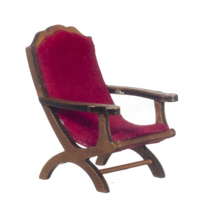 Campeachy Chair - Walnut