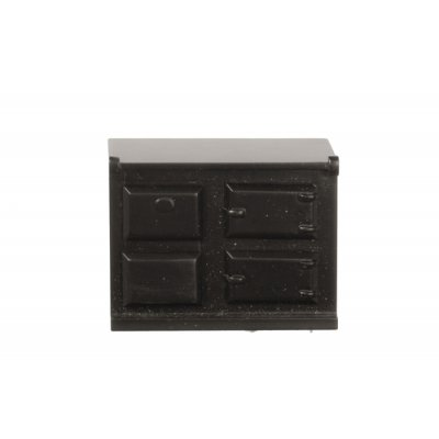 Kitchen Stove - Black