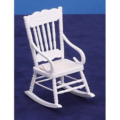 Gloucester Rocking Chair - White
