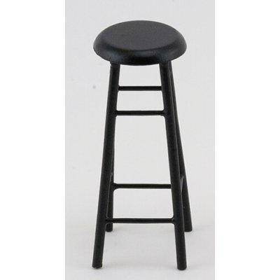 Bar Stool - Black