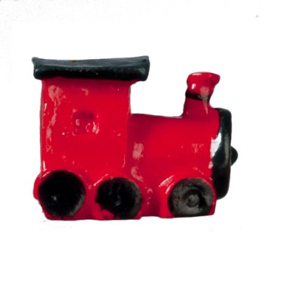 Small Red Locomotive