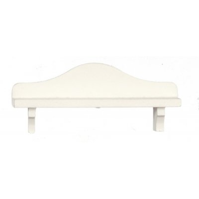 Small Wall Shelf - White