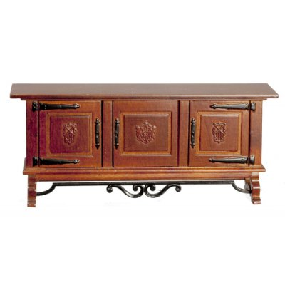 17th Century Spanish Credenza - Walnut