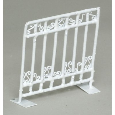 Gate & Fence White 3pc