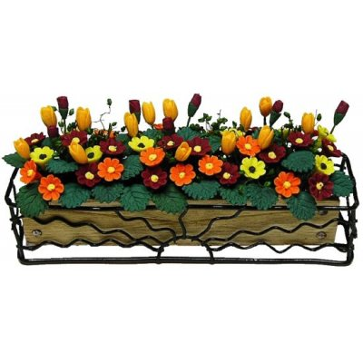 Autumn Flowers in Sunrise WI Box Planter