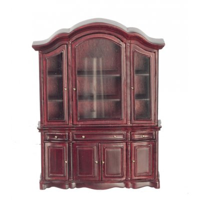 Showcase - Mahogany