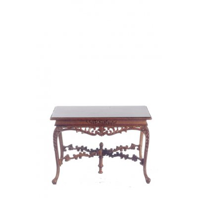 Barrington Square Dining Table - Walnut