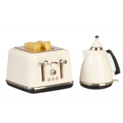 Toaster & Coffee Pot