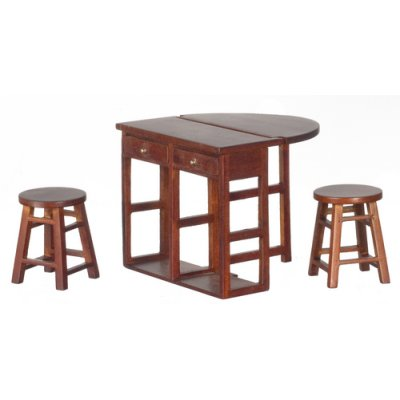 Breakfast Table w/ 2 Stools