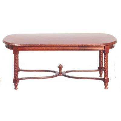 Walnut Charles II Dining Table