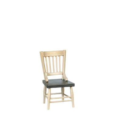 Chair - Cream/ Gray Stained - Style 2