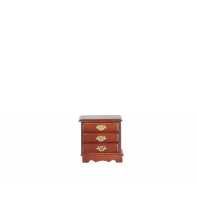 Victorian Night Stand - Walnut