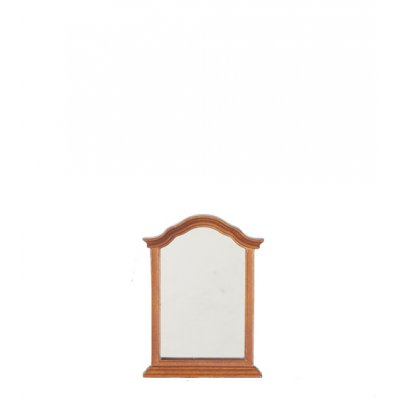 Country Style Mirror - Walnut