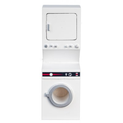 Apartment Style Stacked Washer & Dryer