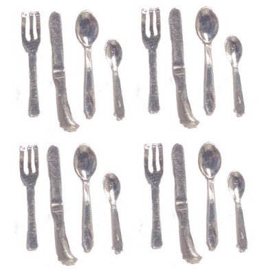 16pc Flatware Set