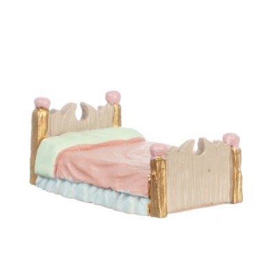 1/4in Scale Single Bed