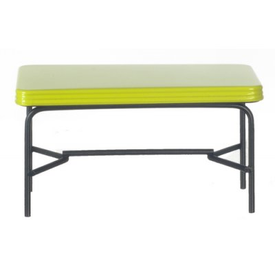 1950s Green Table