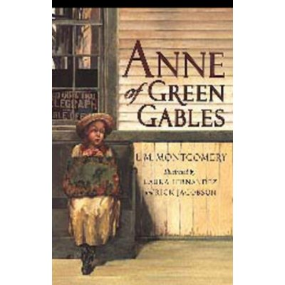 1/2 In. Miniature Book - Anne of Green Gables - Discontinued