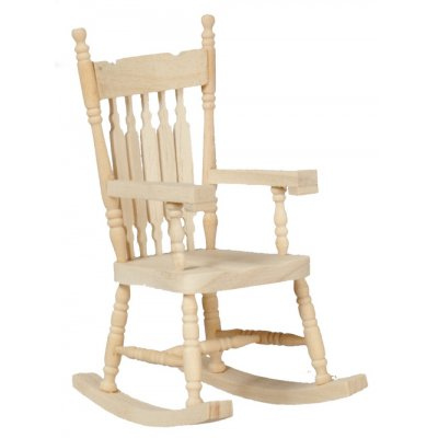 Bon Unfinished Rocking Chair