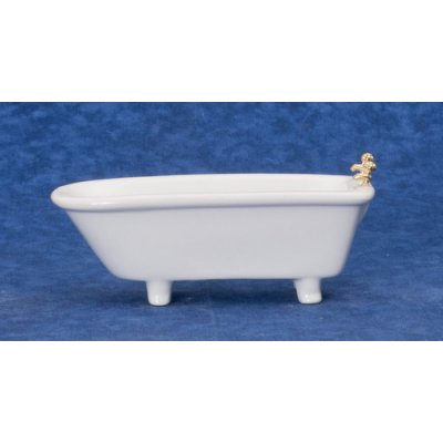 White Footed Tub