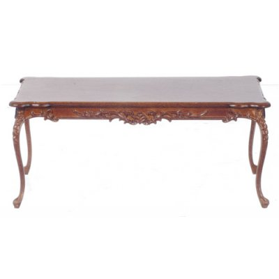 Garfield Dining Room Table - Walnut