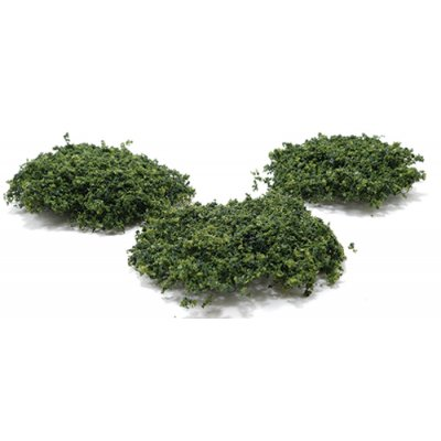 Wild Bushes - Medium Green - 20pc