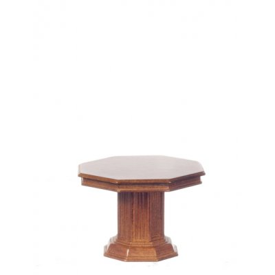 Hayes Walnut Dining Room Table