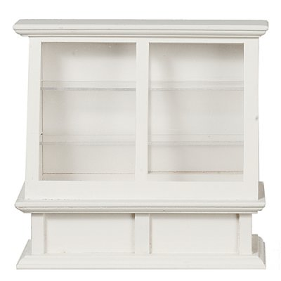 Display Case - White