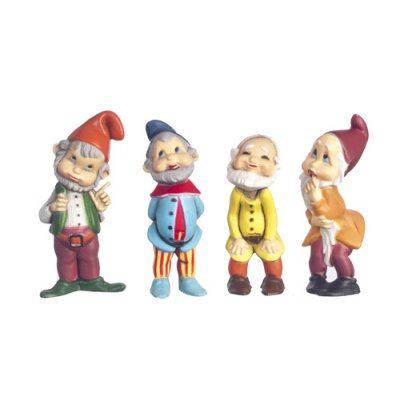 Gnomes Set 6pc