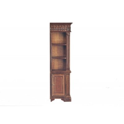 Perry Right Cabinet - Walnut