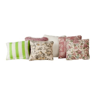 Throw Pillows 6pc Assorted
