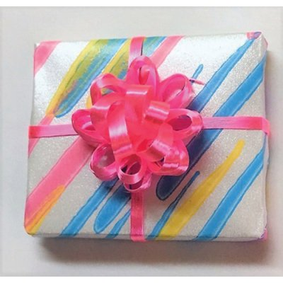 Bright Pink Gift
