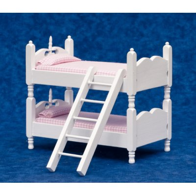 Pink Bunkbed w/ Ladder