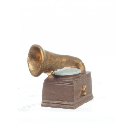 1/4in Scale Gramophone