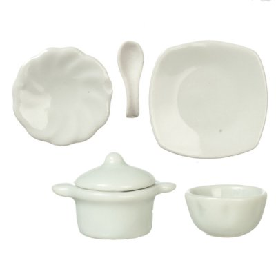 Ceramic Table Set 6pc
