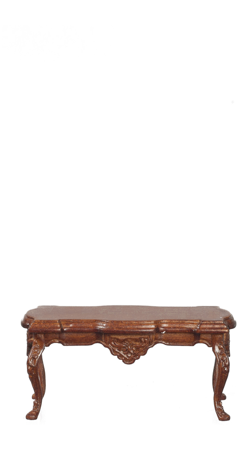 George III Queen Anne Coffee Table - Walnut