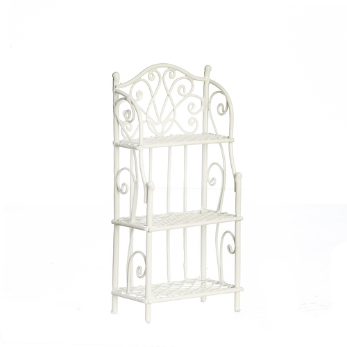 3-Shelf Unit - White
