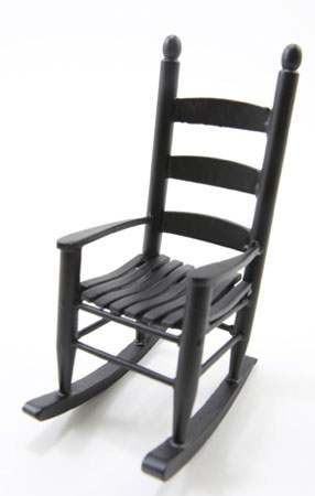 Rocking Chair - Black