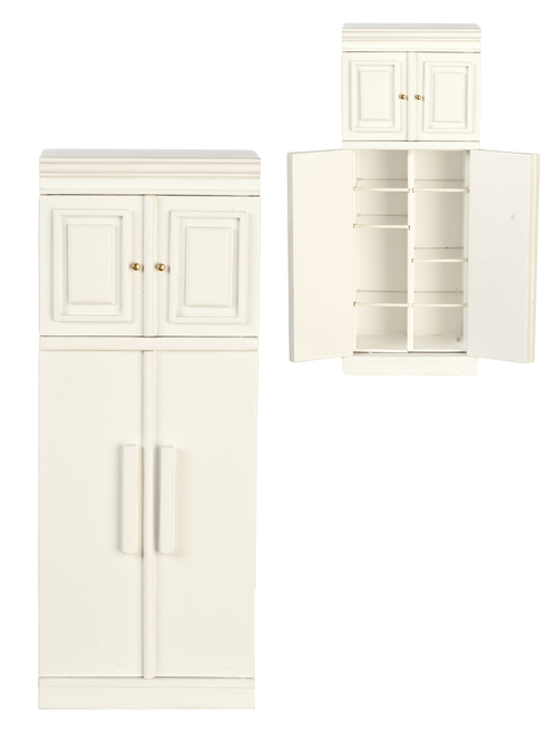 Kitchen Refrigerator - White