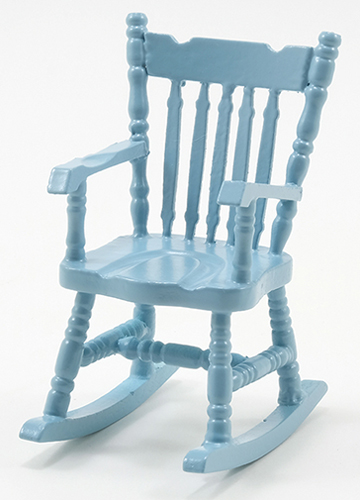 Rocking Chair - Soft Blue