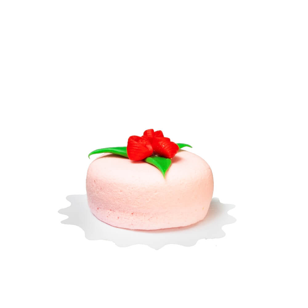 Small Pink Cake