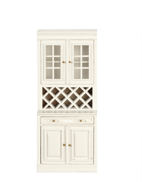 Kitchen Cabinet - Large - White