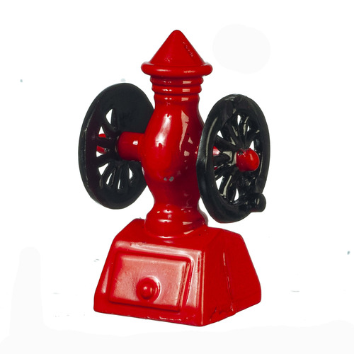 Coffee Grinder - Red / Black